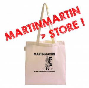ALLEZ VOIR LE STORE DE MARTIN MARTIN